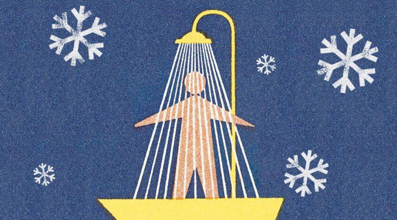 Влияние холодного душа на наш организм