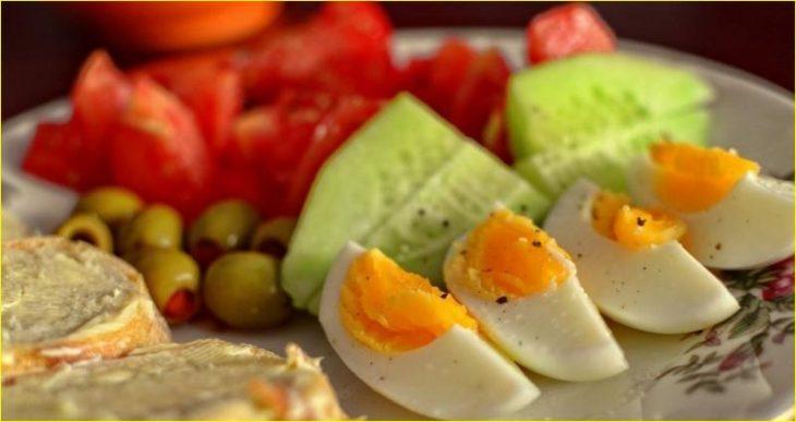 Диета из вареных яиц: сбросить 11 кило за 14 дней реально!