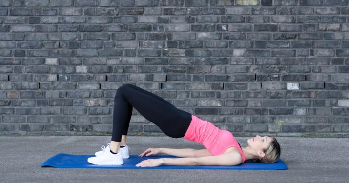 Не надо приседать! 5 крутых упражнений для упругой попы и грациозных ног!!!