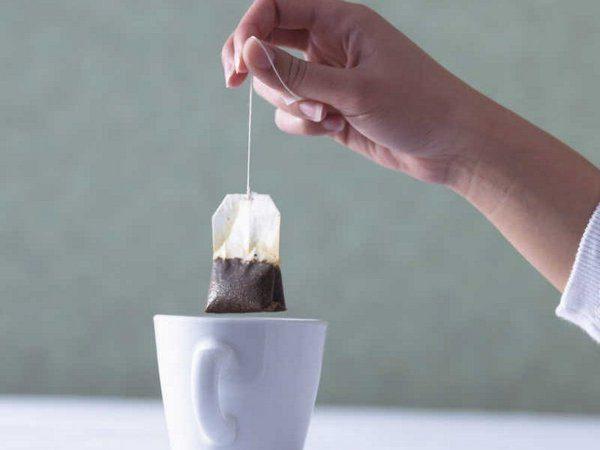 Чай в пакетиках полезен для зубов