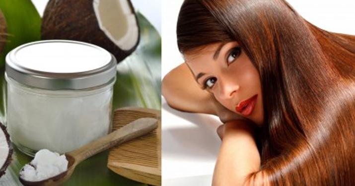 5 главных полезных кокосового масла для роста волос