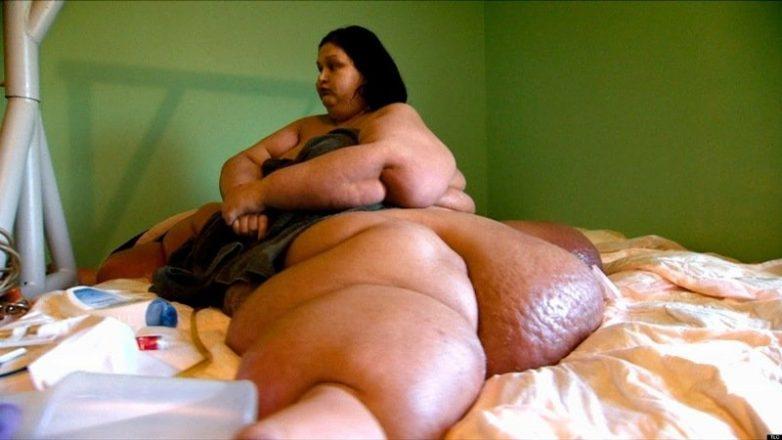 Женщина, которая похудела на 400 кг.