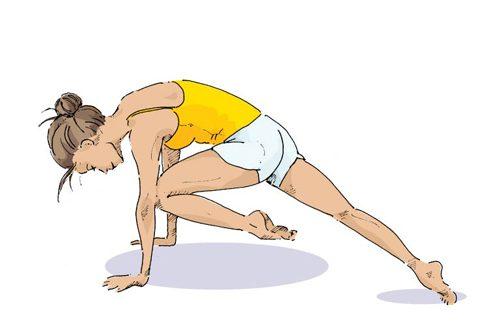 5 простых упражнений для пресса