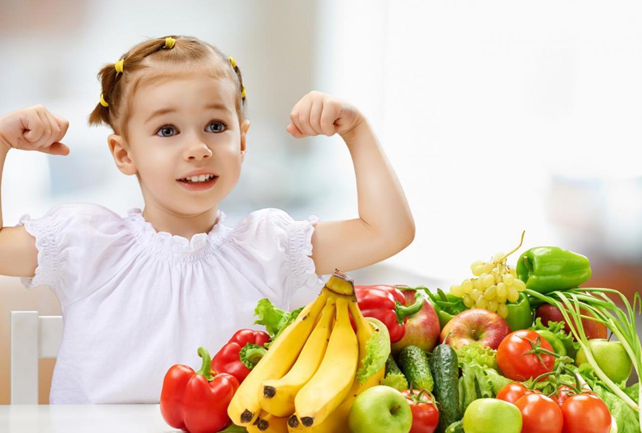 Как при помощи фруктов и овощей укрепить иммунитет?