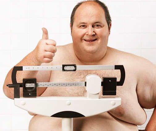 Ожирение и рацион питания
