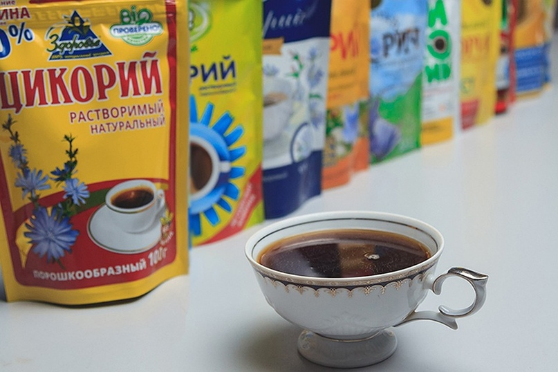 Перешла с утреннего кофе на цикорий… Вот какую пользу это принесло моему организму!