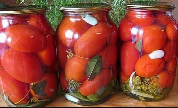 Вкусные и нежные помидорки «ПО-ЦАРСКИ» без уксуса