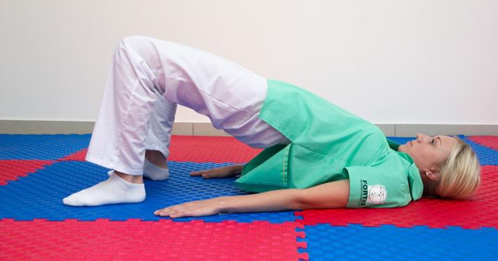 6 простых домашних упражнений для устранения жира в области живота для женщин