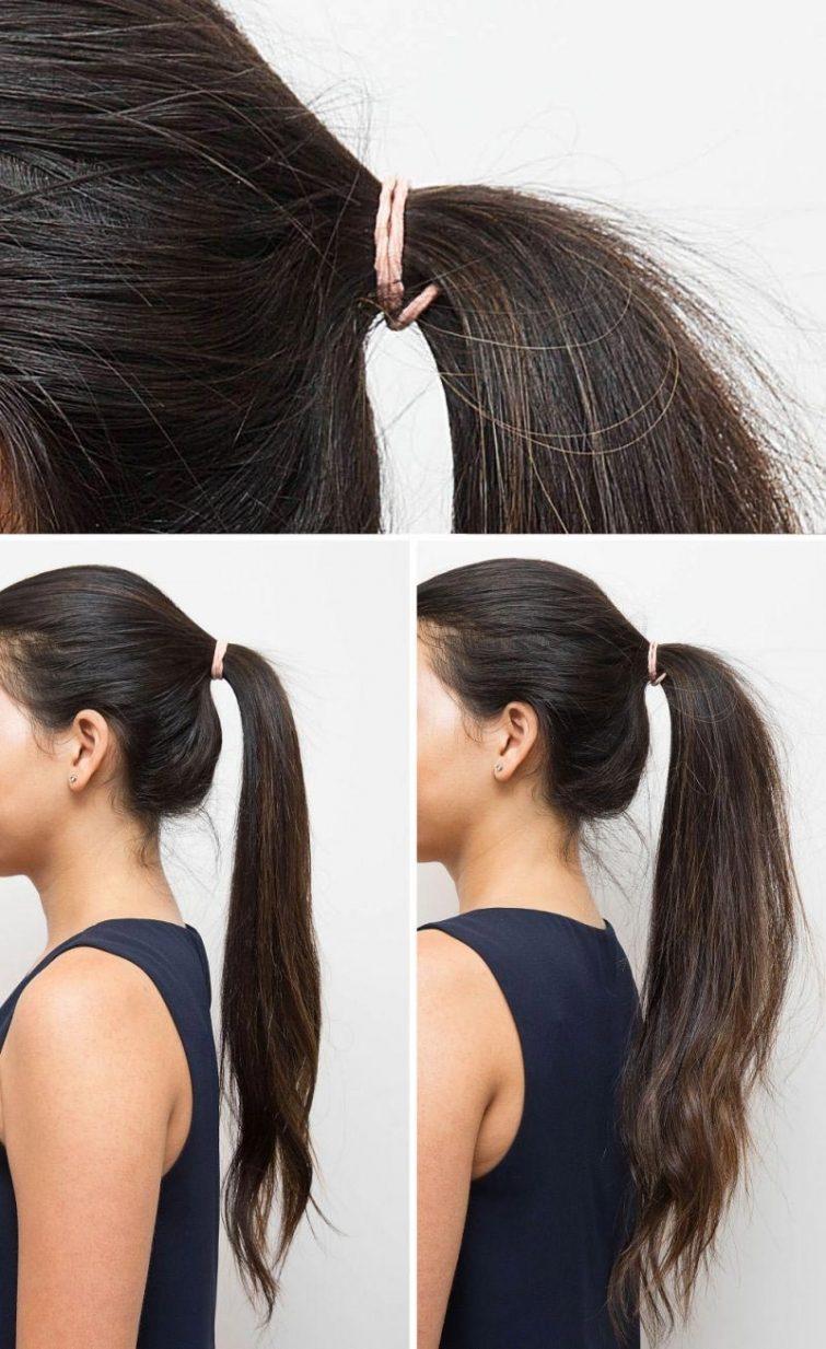 Секреты, которые помогут сделать ваши волосы густыми и объёмными