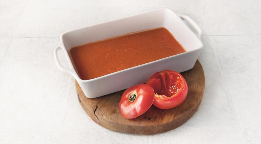Фаршированные помидоры в духовке с мясным фаршем