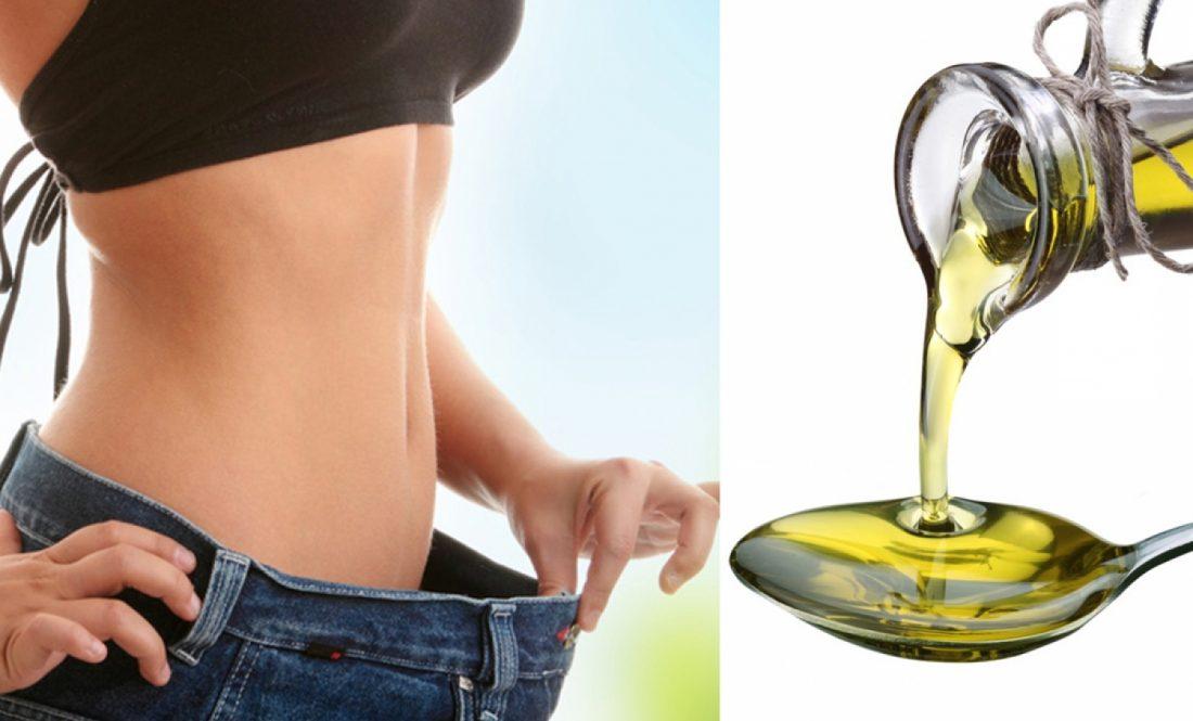 Очень простой способ похудения с льняным маслом