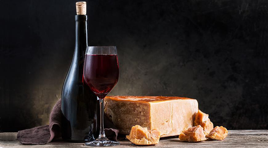Как выбирать вина к сырам