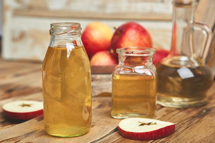Яблочный уксус обладает как минимум этими 15 волшебными свойствами. Полезно знать!