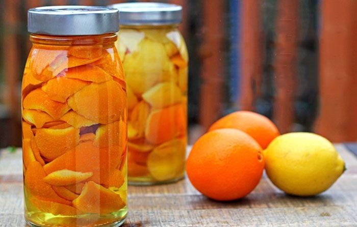 8 необычных способов использования апельсиновой цедры