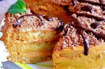 Торт «Апшерон»