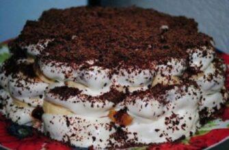 Волшебный торт без выпечки из трех ингредиентов. Беспроигрышный рецепт. Получаются всегда