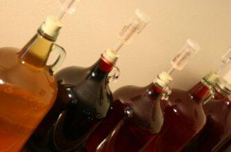 Домашнее вино из… старого никому не нужного варенья!