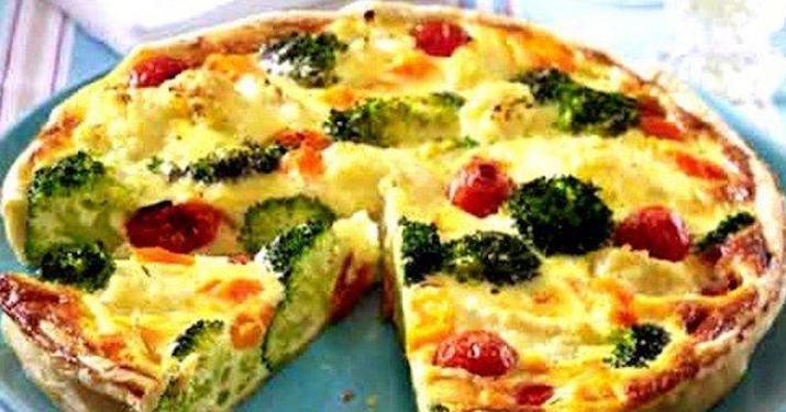 Для тех, кто на диете: Овощная запеканка: можно даже на ночь