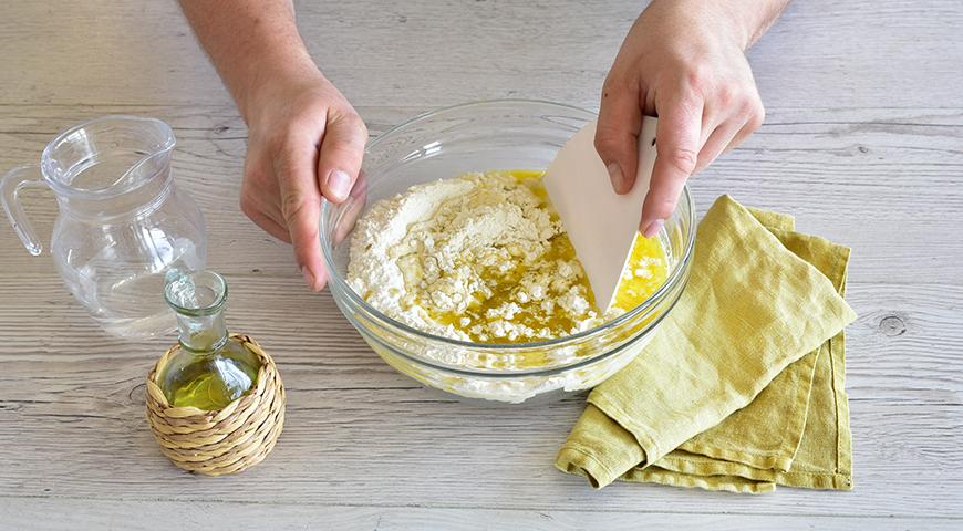 Как приготовить постное тесто