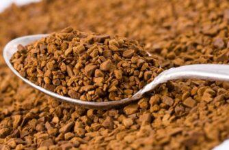 Из чего делают растворимый кофе и есть ли в нем кофеин?