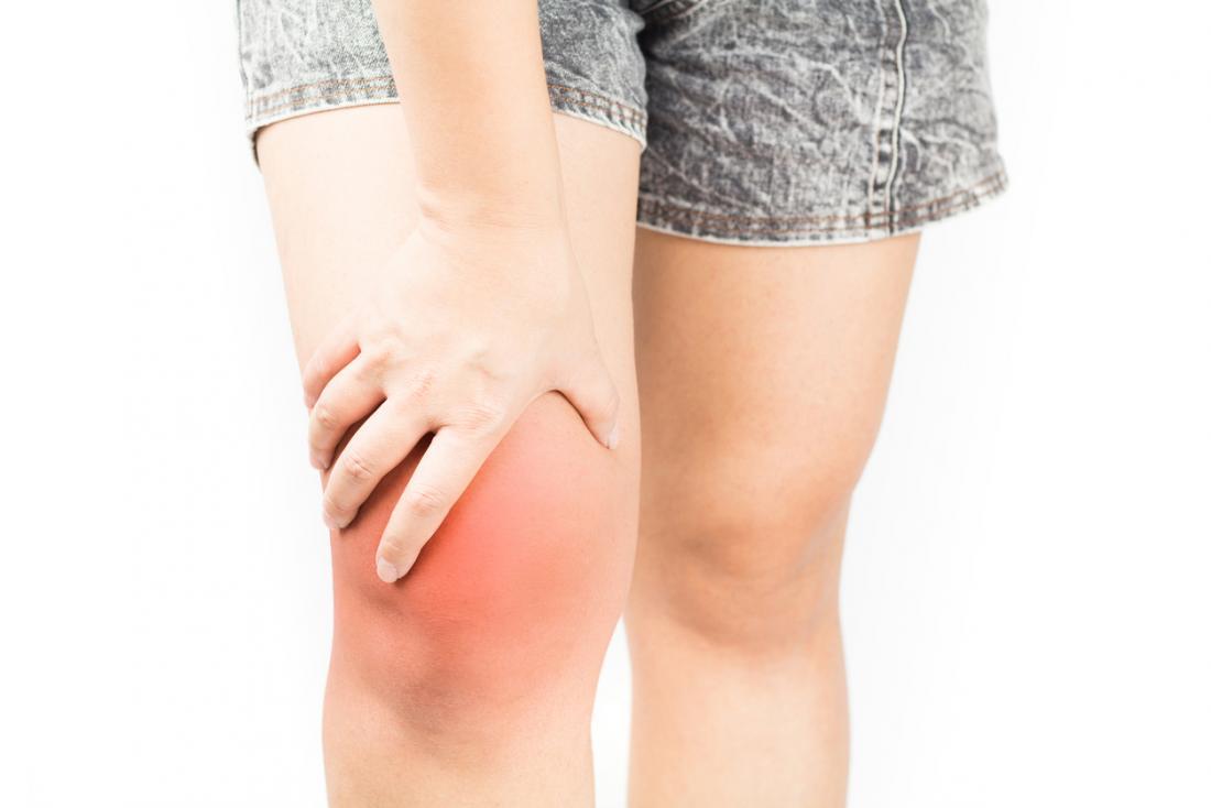 4 способа лечения больных и опухших коленей