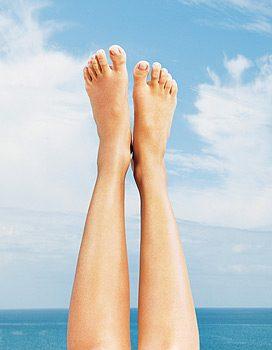 Мозоли на ногах - эффективное средство