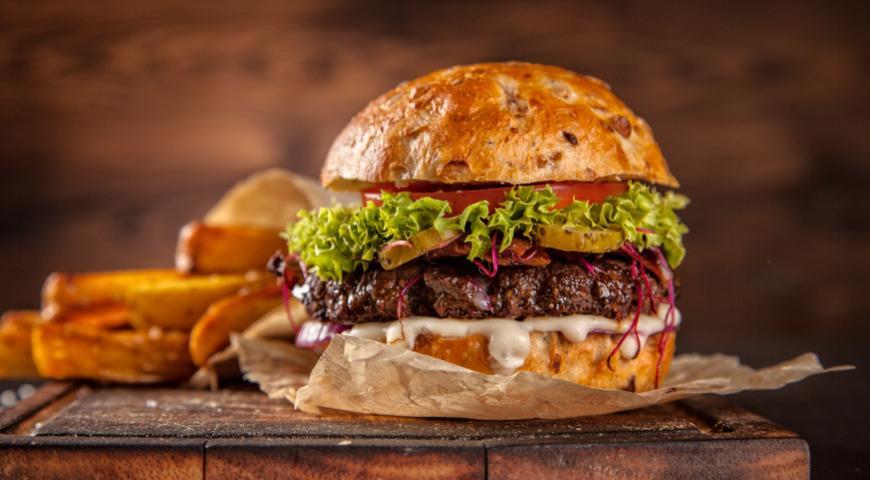 Как приготовить самый вкусный бургер дома