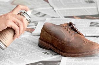 Замшевая обувь: советы по уходу